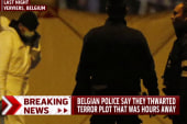 Belgium attackers wanted to kill police