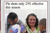 Your 2015 flu shot probably isn't working