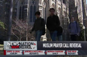 Gut Check: Duke cancels weekly Muslim prayer