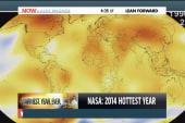 NASA, NOAA declare 2014 hottest year