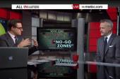 The 'no-go zone' hysteria