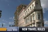 New U.S.-Cuba travel rules take effect