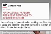 Academy responds to criticism over Oscar noms