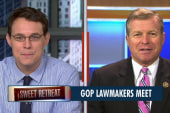 GOP Rep: Meeting helped 'manage expectations'