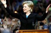 Is it Hillary Clinton's 'turn'?