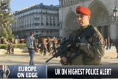 Europe on high alert after terror attacks