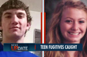 Teen fugitives caught in Florida