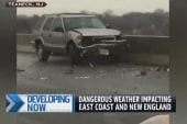 Dangerous weather impacting East coast