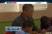 Obama's numbers soar before the SOTU