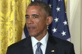 Obama's ratings cross 50 percent