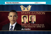 State of the Union special coverage at 8pm ET