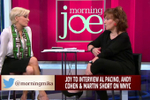 Behar: Huckabee is not presidential material