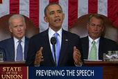 What is Obama's SOTU priority?