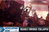 Ohio bridge collapse kills worker