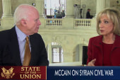 McCain: 'There is no strategy' to defeat ISIS