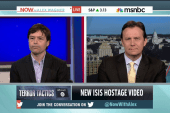 A new ISIS video and a new threat