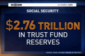 Saving Social Security in SOTU