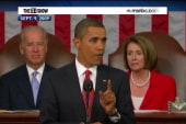 A history of Obama's SOTU addresses