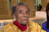 103-yr-old civil rights icon attends SOTU