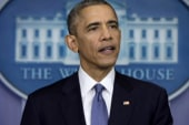 Obama gives SOTU with high approval rating