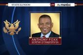 Foxx designated just-in-case leader