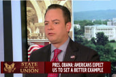 Reince: Obama doesn't want common ground