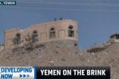 Rebels invade Yemeni capital
