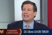 Obama's talks tough on ISIS during SOTU
