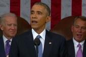 Pres. Barack Obama's big burn