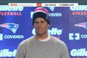Full Tom Brady 'deflate-gate' press...