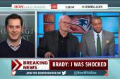 NOW breaks down the Tom Brady presser