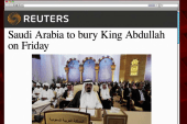 As leader, King Abdullah restrained by...