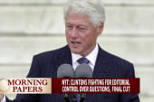 Documentary on Clinton delayed indefinitely