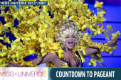 Countdown to the Miss Universe pageant