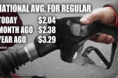 Gas prices at a six-year low