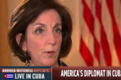 US diplomat: Normalization will take time