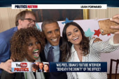 Backlash over Obama with YouTube stars?