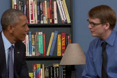 YouTubers challenge Obama with incisive...