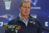 Belichick: It was the weather