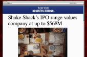 Burger company now worth $568M