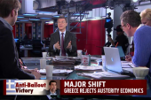 Greece, 'no-go zones' and Syria