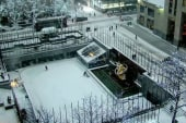 Major travel delays as storm hits Northeast