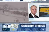 Massachusetts bearing brunt of 2015 blizzard