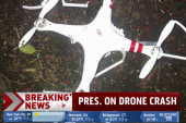 Obama on WH drone: This is a broader problem