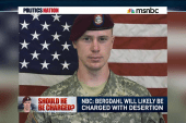 Should Bowe Bergdahl be charged?