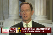 Toomey: Mistake to ease sanctions against...