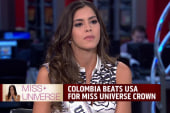 Miss Universe: I'm ready to better myself
