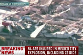 Deaths reported in Mexico hospital explosion