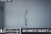 'No More' releases domestic violence ad