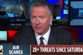 FBI focuses on Twitter threats against planes